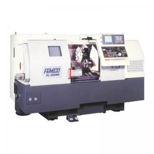 CNC LATHE MACHINE HL SERIES
